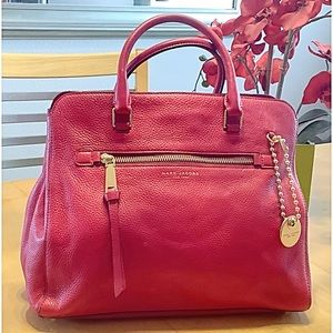 """MARC JACOBS Satchel """"Near Perfect"""" Condition"""
